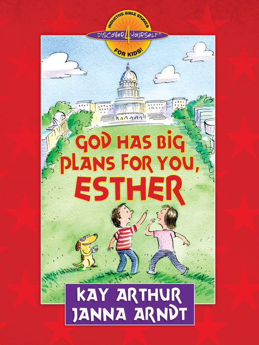 God Has Big Plans for You, Esther (eBook)